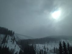 On the road to Snowmass