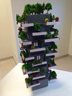 Ricostruiamo un edificio con il giardino verticale?!?!