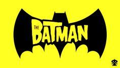 2004 THE Batman Cartoon Title Logo by HappyBirthdayRoboto