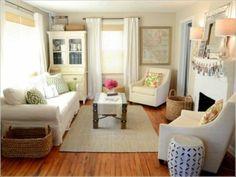 Fantastic Small Living Room Interior Idea 65