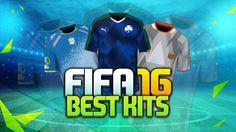 ca758a3e4 Fifa 16 Ultimate Team - BEST KITS! Nintendo 64