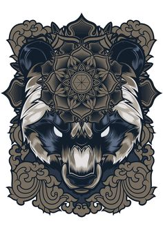New Illustrations by Shulyak Brothers, via Behance