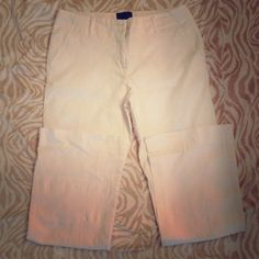 White pants The limited, Cassidy fit , size 8 white summer pants. Excellent condition. The Limited Pants