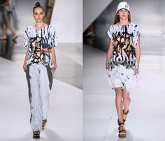 Espaço Fashion 2014 Summer Womens Runway Collection - Fashion Rio - Rio de Janeiro Brazil Southern Hermisphere 2014 Verao Mulheres Desfile