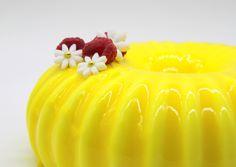 Entremet citron framboise - Un gâteau SVP