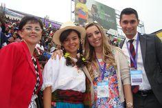 Delegados. Asamblea Internacional Quito-Ecuador 2015