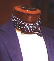 Neckerchief are for dapper men.