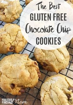 Who says gluten free recipes can't be delicious? Not me or you after you try this recipe for the best gluten free chocolate chip cookies. Not only is this quinoa flour cookies recipe loaded with chocolatey goodness but you'll get an extra dose of nutrients like protein and fiber too. It will quickly become one of your favorite gluten free desserts.
