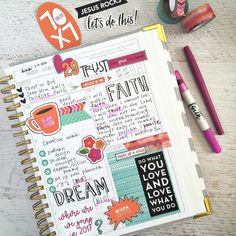 Prayerful planner