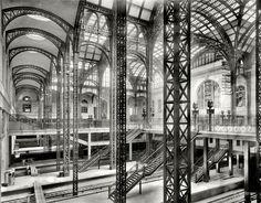 Pennsylvania Station (New York City), circa 1910