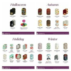 Are you ready for the holidays!?!  I know we are! Especially, now that all these TOO CUTE wraps are NOW LIVE AND AVAILABLE!! 😃😃  Mix and match your favorites, or pick up a few for gifts just in time for the season.   BEST PART..... THESE ARE ALL BUY 3 GET 1 FREE!! 😉😉 #MKwraps #diynails #Halloween #Autumn #Winter #Holiday #nails #fashion #nailstyle #manicure #pedicure #buy3get1free #diy  Mkwraps.jamberry.com