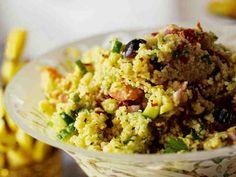 Tabbouleh-salaatti, testattu, hyvää on