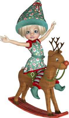 Elf Doll, Dolls, Photoshop, Christmas Time Is Here, Little Designs, Big Eyes, Iphone, Elves, Tinkerbell