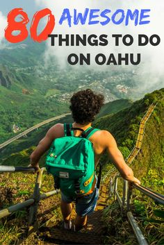 At we slipped past the guard and began to climb The Stairway To Heaven Oahu, Hawaii. It is one of the wonders of the world and my favorite hike on Oahu! Hawaii 2017, Aloha Hawaii, Visit Hawaii, Hawaii Usa, Honolulu Hawaii, Pearl Harbor, Maui, Hawaii Travel Guide, Travel Tips