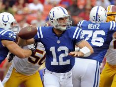 Colts' Andrew Luck soaking up NFL experience before season starts