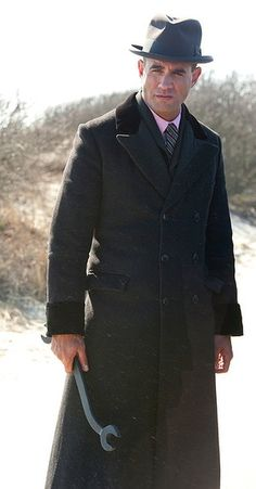 Boardwalk Empire. When his insecurity and hot temper was first introduced. Volatile mix, that. Gyp!!!