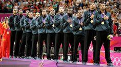 USA gold medal game