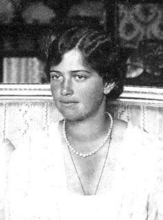 Grand Duchess Maria Nikolaevna of Russia #romanov