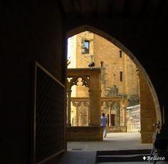 Medieval Spain in Olite Navarra--.....España medieval en Olite Navarra........by Elena Belloso.