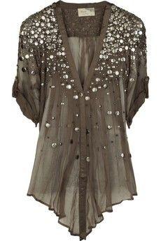 beautiful blouses and tops Estilo Fashion, Look Fashion, Fashion Beauty, Autumn Fashion, Womens Fashion, Teen Fashion, High Fashion, Fashion Shoes, Fashion Fantasy