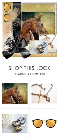 """Strictly Elegance"" by mkirk-ii on Polyvore featuring Linda Farrow"