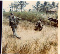 Navy SEAL during Vietnam War
