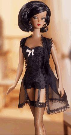 Silkstone Lingerie Barbie