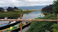 Pristine Lotus Spa and Resort at Inle Lake