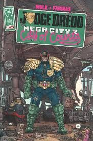 Judge Dredd: Mega-City Two (of - Comics by comiXology Bob Kane, Judge Dredd, Book Authors, Will Smith, Free Ebooks, East Coast, Golden Age, Reading Online, This Book