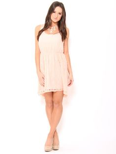 #Floral #Lace Dress #stylesforless - so adorable!!!