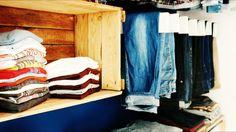 die besten 25 offene schranksysteme ideen auf pinterest. Black Bedroom Furniture Sets. Home Design Ideas
