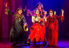 """Agenda Cultural RJ: Premiado espetáculo """"Bruxas da Escócia"""", adaptação..."""