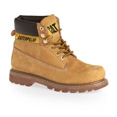 Caterpillar Colorado Boots - Honey | Free UK Delivery on All Orders