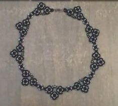 Necklace Tutorial: how to make a beaded necklace with seed beads   Beading Tutorial (Item ID: 326463, End Time : N/A) - DIY Lessons - Learn Jewelry Making With Online Lessons, Videos and PDF Tutorials