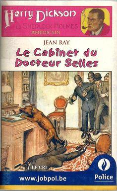 Fascicule Publicitaire LE CRI Jean RAY Harry Dickson LE Cabinet DU DR Selles | eBay