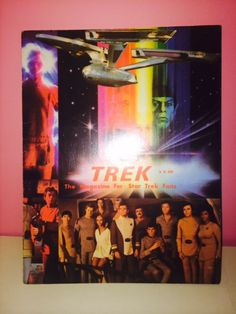 Items similar to Trek Special : The Magazine for Star Trek Fans Issue No. 15 - The Motion Picture (Winter on Etsy Winter Pictures, For Stars, Star Trek, Fans, Magazine, Painting, Etsy, Vintage, Winter Photos
