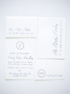 black-and-white-wedding-invitations-ideas-calligraphy-betsy-dunlap