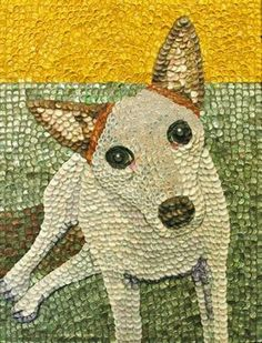 Pictures using Bottle Caps