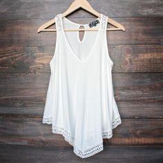 soft boho tank top (more colors) - shophearts - 3