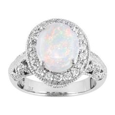 sort of obsessed with the opal right | http://awesome-diamonds-gallery.blogspot.com