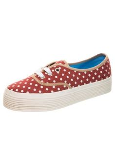 COSTOME - Sneakers basse - rosso
