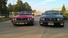 Gtv6 Alfa Romeo Gtv6, Alfa Gtv, Bella, Ferrari, Ali, Autos, Ant