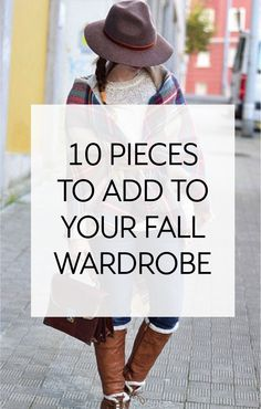 It's time to go shopping! The change of season means that your wardrobe needs an update. Enhancing your staple favorites with the freshest fall fashions is an ideal way to stay on trend without maxing out your credit card. How about some suede ankle boots in a rich berry color? A leather bucket bag for work? Yes please! Add coziness to any outfit with an oversized plaid scarf. Check out the entire eBay list of 10 pieces to add to your fall wardrobe.