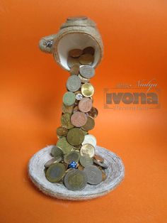 Souvenirs Flying Cup Coins Souvenir Home Decoration by ivonabg