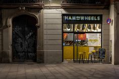 Ham on Wheels  / External Reference Architects