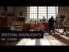 Mr. Turner red carpet highlights | BFI #LFF - YouTube