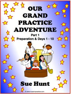 Who's coming on Our Grand Practice Adventure? You never know where it might lead. Start with days-1-10 and enjoy!