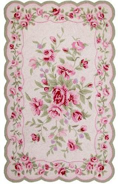 Cheap Bedroom Floral Rugs With Shabby Chic Style can find Shabby chic cottage and more on our website.Cheap Bedroom Floral Rugs With Shabby Chic Style 19 Shabby Chic Style, Rosa Shabby Chic, Shabby Chic Rug, Muebles Shabby Chic, Shabby Chic Mode, Shabby Chic Bedrooms, Shabby Chic Cottage, Shabby Chic Furniture, Dark Furniture