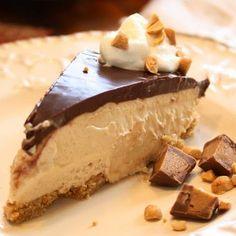rich, decadent, creamy Chocolate Peanut Butter Pie
