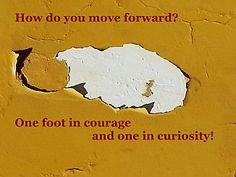 Wie bewegst Du Dich vorwärts?